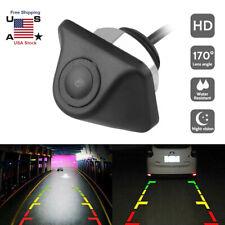 Waterproof 170° Car Reverse Backup Night Vision HD Camera Rear View Parking Cam