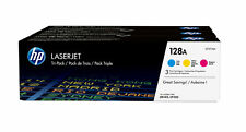 Pack Toners HP 128a - cian magenta amarillo