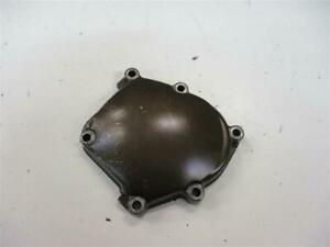 Kawasaki ZX-6 RR Zx 636 A Bj03 Ignition Cover Engine Cover Right Cover Injection