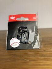 San Diego Padres Baseball Club Pin SD