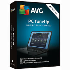 AVG PC TuneUp 2018 3 Pc User 1 Anno Versione Full TuneUp Utilities Key download