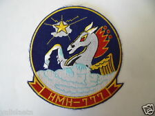 PATCH USA USMC HMH-777 Marine Heavy Helicopter Squadron Patch / MARINES USA