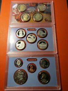 2010-S Proof Set #12 U.S. Mint OGP & COA No Reserve