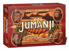 JUMANJI ORIGINAL BOARD GAME - Based on The Original Movie!