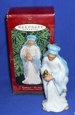 Hallmark Ornament Blessed Nativity Collection Balthasar The Magi 1999 Wise Men