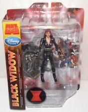"Marvel Select BLACK WIDOW 7"" Antman Disney Store Exclusive Action Figure Diamond"