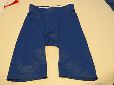 Adams USA Support shorts 1 pair blue athletic sports XL 40-42 NOS