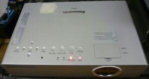 Panasonic WXGA 3LCD Projector PT-LW80NT