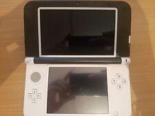 Nintendo 3ds XL blanco/negro demo (jap).