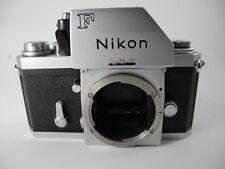 Nikon F Photomic Muy Close To Mint con Working Metros & Shutter Película Probada