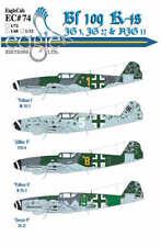 Eagle Cal 1/32 Messerschmitt Bf 109K-4 # 32074