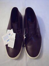 Rockport Mens Designer Brown Leather Casual Shoes - Size UK 8