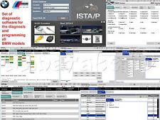 BMW ISTA-D ISTA-P Coding / Programming / Diagnostics E, F, G, I, Alpina series