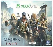 Xbox One With Kinect: Assassin's Creed Unity Bundle, 500GB Hard Drive~NIB~