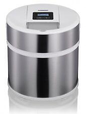Eis-Maschine Melissa 16310199 Speiseeis-Bereiter Eiscreme-Maker mit Timer
