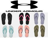 Under Armour UA Women's Atlantic Dune Sandals Slides Thongs FREE SHIP 3022716
