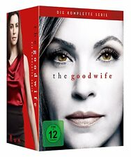 The Good Wife Die komplette Serie [42 DVDs] NEU DEUTSCH Season Staffel 1 - 7 DVD