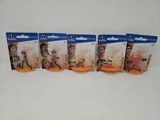 Disney Pixar The Incredibles Micro Collection Figures Set Of 5 *New* Mattel