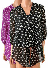 BHS Semi Fitted Blouses Plus Size Tops & Shirts for Women