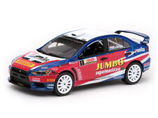 Mitsubishi Lancer Evo X #1 Holland 2009 1:43 Model 43425 VITESSE