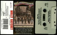 Molly Hatchet No Guts No Glory USA Cassette Tape