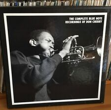DON CHERRY THE COMPLETE BLUE NOTE RECORDINGS - MOSAIC 3 LP BOX SET