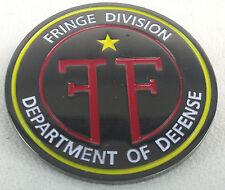 FRINGE - Science Fiction TV Series Logo - Enamel Pin - J.J. Abrams