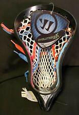 Warrior Evo 3x Lacrosse Head (New -strung w/ hard mesh.