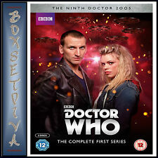 DOCTOR WHO- COMPLETE SERIES 1 - FIRST SERIES **BRAND NEW DVD*