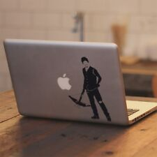 "The Walking Dead Daryl Dixon Decal Sticker for Apple Macbook Pro & Air 13"" 15"""
