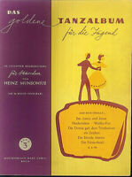 Heinz Munsonius - Das goldene Tanzalbum für die Jugend Band 3
