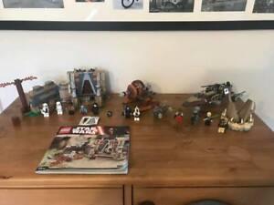 LEGO STAR WARS BUNDLE KITS 75139/9496/9491 BOBA FETT MINIFIGURES