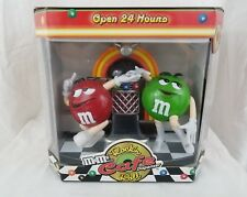 M&M's Rock N Roll Cafe Jukebox Candy Dispenser - Collector's Edition - NIB!!!