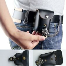 Leather Case Waist Bag Pouch for Catapult Slingshot Steel Balls Pocket Ammo Game