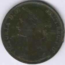 1894 Victoria One Penny Coin | British Coins | Pennies2Pounds