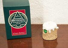 1990 Club Hollow Hallmark Keepsake Collector'S Christmas Ornament Mib