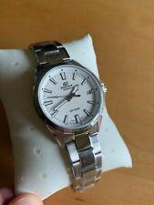 CASIO EDIFICE EFV-110D-7AVUEF white dial watch