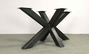 Gambe-Piedi-base in ferro, per tavolo da cucina-salotto design moderno