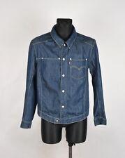 Levis Engineered jeans Uomo Denim Giacca Taglia M, GENUINE
