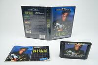 Sega Mega Drive *Dynamite Duke* OVP mit Anleitung