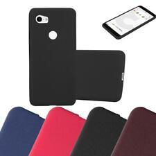 Schutz Hülle für Google Pixel 2 XL Handy Cover Case TPU Matt Bumper