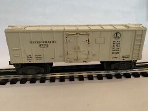 LIONEL 6472 non operating Refrigerator Car 1950