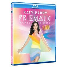 KATY PERRY THE PRISMATIC WORLD TOUR LIVE Filmed in Sydney BLU-RAY ALL REGION NEW