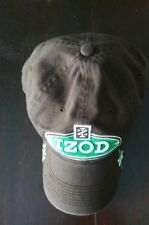 Izod Skater Baseball Trucker Hat Cap Brown