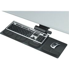 "Fellowes Professional Series Compact Keyboard Tray - 5.8"" Height x 27.5"" Width x"