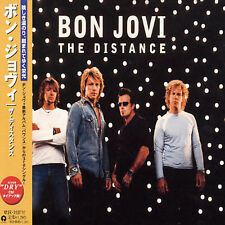 Distance, Bon Jovi, Excellent Single, Import