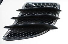 Mercedes R171 SLK SLK200 SLK350 SLK55 Black Bonnet Hood fins