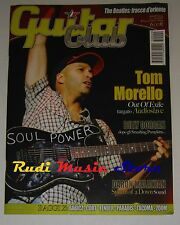 Rivista GUITAR CLUB 9/2005 Tom Morello Billy Corgan Daron Malakia (*) No cd