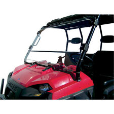 POLARIS RANGER FS 700 800 CREW FRONT FULL FOLDING HARD WINDSHIELD 2010-2014