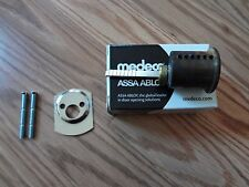 "Medeco 10T0400H  M3 1-1/8"" Rim Cylinder, Oxidized Bronze FREE SHIPPING"